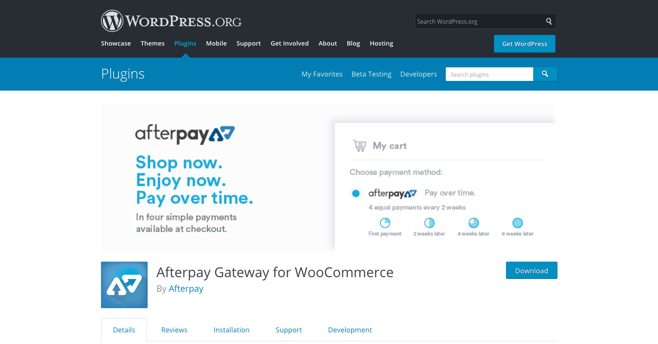 afterpay-woocommerce-wordpress-plugins-springfield-digital