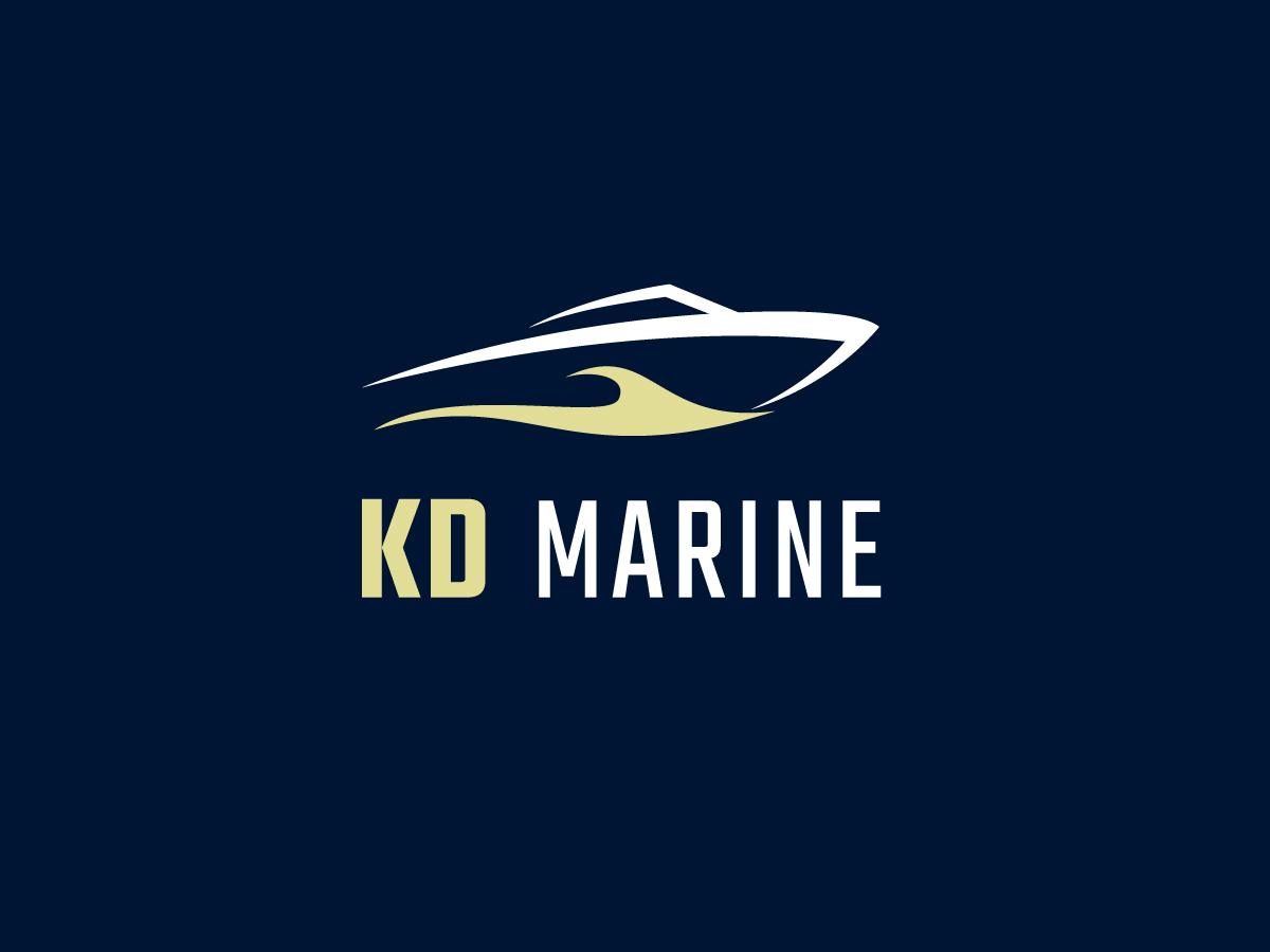 KD Marine Logo