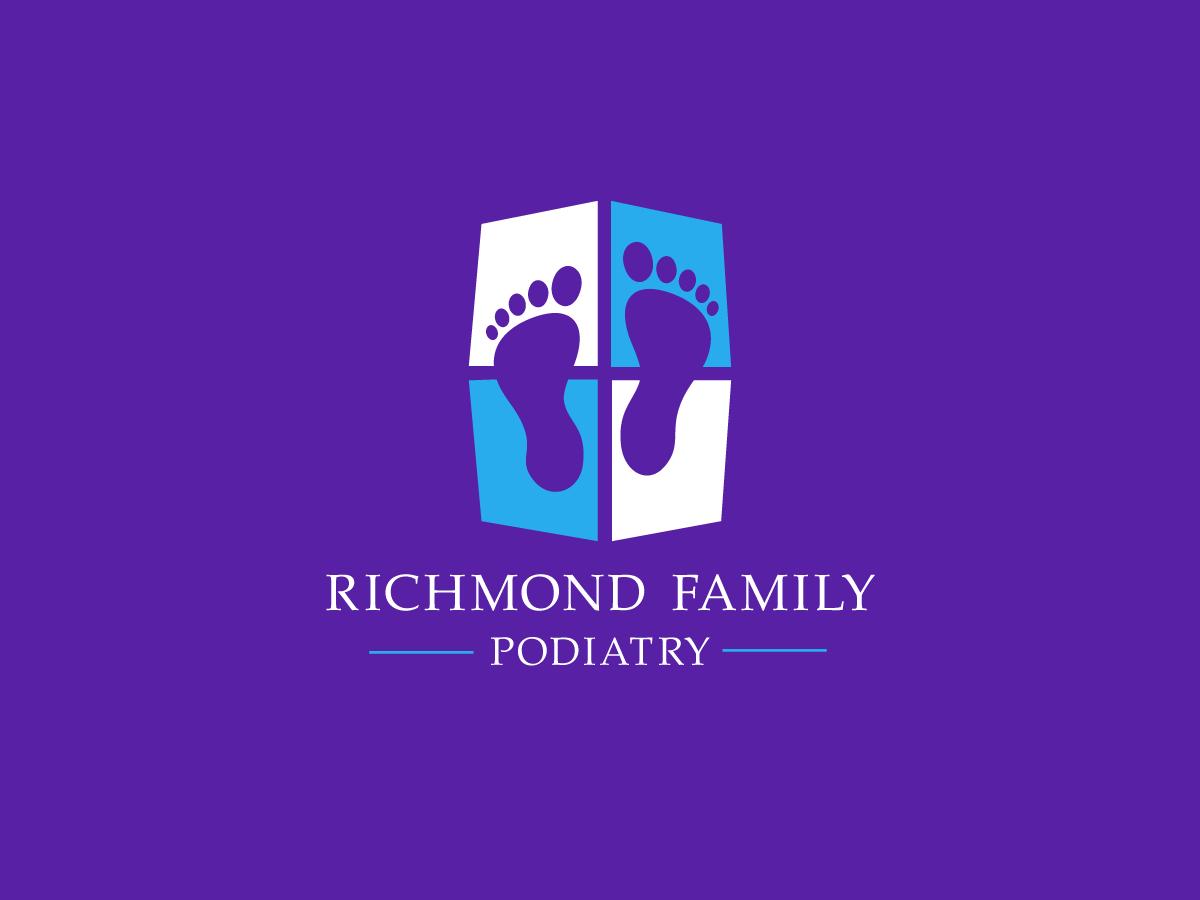richmond-family-podiatry-logo